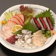 鯨を使った料理や珍味が人気