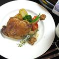 料理メニュー写真シャラン産 鴨モモ肉のコンフィ