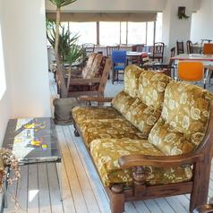 【2名様よりソファー席】こだわりのお洒落なソファー席です。