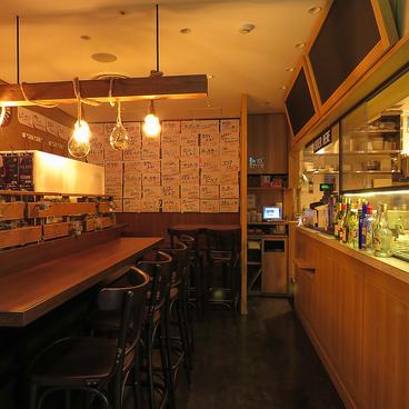 あいさぽDINER 上野マルイ店の雰囲気1