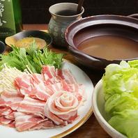 ヘルシー鍋「レタスしゃぶしゃぶ」食べ放題!