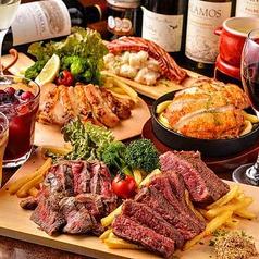 肉バル UTAGE 上野店の写真