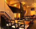 成都高円寺店ではママ会や女子会も大歓迎!中華料理屋とは思えぬラグジュアリー空間解放感溢れる当店で、令和初の忘年会に!歓送迎会にも使えます!