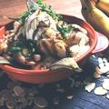 料理メニュー写真「バナナフォスター」