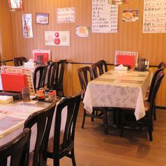 【テーブル6名席×7】