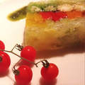 料理メニュー写真お野菜のテリーヌ