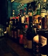 リキュール、ワイン、ウイスキーと種類豊富☆