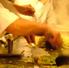鉄板食堂 玉宮大飯店のロゴ