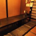最大10名様まで利用可能な個室です。