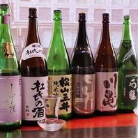 郷土料理に合わせて楽しむ香り・味の様々な地酒を新橋で