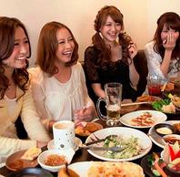 女子会・同窓会・歓送迎会なんでもOK!甘太郎で大宴会!