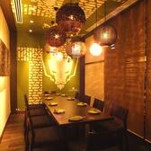 5名~8名まで入れる完全個室もあります!人気のお部屋なのでご予約はお早めに!