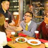 クラフトビールタップシノワの雰囲気2