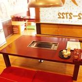 韓国料理 焼肉 ソウルの雰囲気2