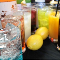 栄での宴会に最適な飲み放題プランをお付けできます