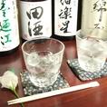 宮城の地酒で有名なものもございます(田酒、伯楽星、綿屋など)
