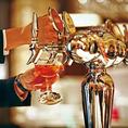 数少ない【樽生のベルギービール】を飲める当店!ビアマイスターが注ぐ、きめ細かい泡の美味しい樽生ビールが自慢です!毎日のサーバーの洗浄、綺麗・清潔なグラス、ビールの鮮度、徹底した温度管理に細心の注意を払い、いつも美味しいビールを提供することを心掛けております。