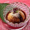 料理メニュー写真和牛ほほ肉のコロッケ 赤味噌デミグラス仕立て