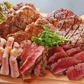 料理メニュー写真おまかせ肉盛り合わせ