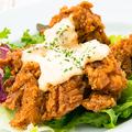 料理メニュー写真チキン南蛮 2種タルタル バルサミコ風味
