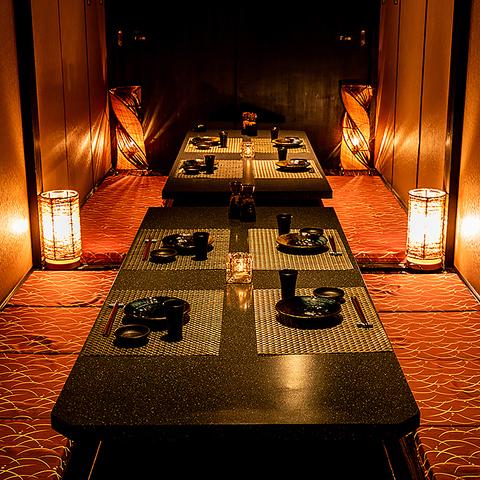 姫路全室個室 和食とお酒 吟楽 -GINRAKU- 姫路駅前店|店舗イメージ5