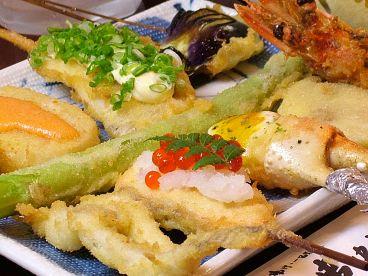 串ゆうのおすすめ料理1