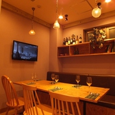 【3F】3つのプライベート個室からなる3階。お客様のご利用シーン次第で使い分け可能です◎