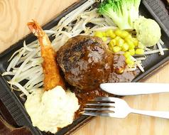 鉄板肉食堂エビス 三国店の写真
