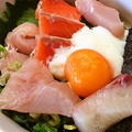 料理メニュー写真海鮮漁師丼