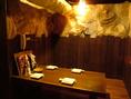 雰囲気のある個室は少人数の飲み会にもピッタリ!個室でゆっくりするのもよし◎みんなでワイワイするのもよし◎郡山駅前でのご宴会・パーティーなら【隠れや】にお任せあれ★