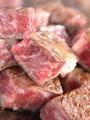 料理メニュー写真阿波牛の焼き物