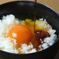 料理メニュー写真お取り寄せ!日本有数のこだわり卵 卵かけごはん
