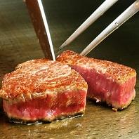 お好み焼とお肉を欲張りに