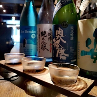 【地酒】群馬の地酒・全国の銘柄酒飲み比べ可能!