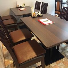 2階 テーブル席その2