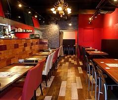 自家製ピッツァ&ステーキ 肉バル ビステッカ 垂水店の雰囲気1