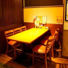 【立川】4人でまったり、6人でもどうぞ!人数に合わせてお席をご用意いたします!