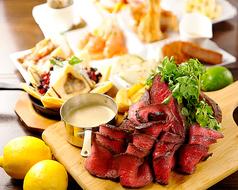 肉バル 個室居酒屋 RUMP ランプ 四条河原町店のおすすめ料理1