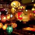 モロッコやトルコで見つけたランプ達!!