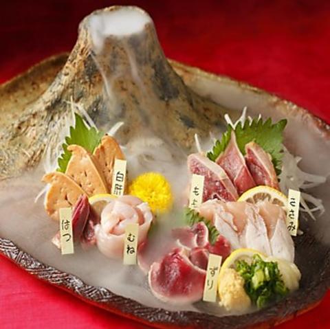 各種大小宴会から単品飲み放題、一般オーダーも大歓迎!お刺身・肉料理多数ご用意!