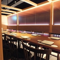 ワンランク上の個室席はどれも人気の高いお席です☆店内は京都感じる和風なくつろぎ空間となっております♪大人な雰囲気漂う素敵なお席でのご宴会、飲み会をお過ごしくださいませ。コースやお席のご予約受付中です!
