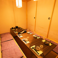 完全個室居酒屋 お通 八重洲店の雰囲気1