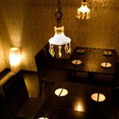 プライベート感ある個室で絶品料理に舌鼓♪落ち着いた雰囲気の広々とした個室は周りを気にせずお寛ぎいただけます。大切な方との贅沢なひとときをご提供いたします。接待にも最適です。