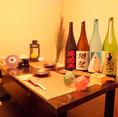 【テーブル】4名様用のテーブル席♪雰囲気自慢のお店です☆