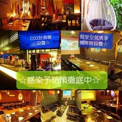 ユニバーサルダイニング UNIVERSAL DINING 宇都宮店の雰囲気1