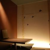 壁紙がカワイイ女子会におすすめの個室