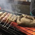 料理メニュー写真大分県産 りっぱなしいたけ焼き