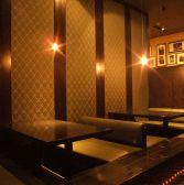 夜景の見える掘りごたつ席◆新宿の夜景をお楽しみください。29階からの景色は絶景!