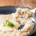 料理メニュー写真焼きカマンベールのWチーズリゾット~トリュフ風味~