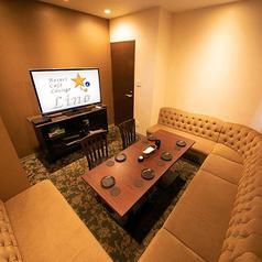Resort Cafe Lounge Lino リノの雰囲気1